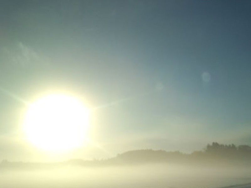 太陽は元気